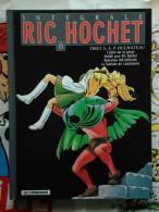 BD Intégrale Ric Hochet N°8 - Tibet Et Duchâteau (2006) - Ric Hochet