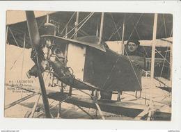 LE CROTOY ECOLE D AVIATION BIPLAN CAUDRON CPA BON ETAT - ....-1914: Precursori