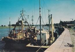 SAINT VALERY Sur SOMME. Le Port De Pêche - Saint Valery Sur Somme