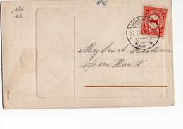 Wirdum (FR) Langebalk - 1914 - Postal History