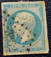 419 - 14 B - PC 3362 Thuire Pyrénées Orientales 65 - 1853-1860 Napoleon III