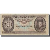 Billet, Hongrie, 50 Forint, 1980-09-30, KM:170d, TB - Hongrie