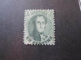 13* Vendu à 15% De Sa Valeur Catalogue (135,00) - 1863-1864 Medallions (13/16)