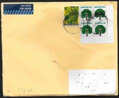 Singapore: Lettera, Lettre, Letter - Singapore (1959-...)