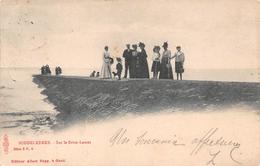 Middelkerke - Sur Le Brise-lames 1903 - Middelkerke