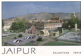 1 AK Indien * Jantar Mantar In Jaipur Historische Astronomische Sternwarte - Erb. 1727-1733 Seit 1993 UNESCO Welterbe * - Indien