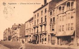 Middelkerke - L'Avenue De Smet De Naeyer - Middelkerke