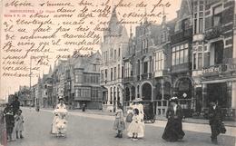 Middelkerke - La Digue Ed. A. Sugg. 8 N.26 - 1907 - Middelkerke