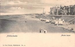 Middelkerke - Marée Basse - 1903 - Middelkerke