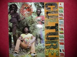 LP N°1586 - CULTURE - INTERNATIONAL HERB - COMPILATION 10 TITRES REGGAE ***** VOIR AUSSI MES CD - Reggae