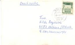 LORSCH HESSEN 1969 (GENN201053) - Geografia