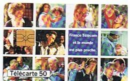 France Télécom Et Le Monde Est Plus Proche - Telecom Operators