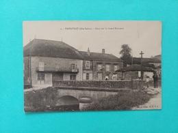 Passavant Pont Sur Le Grand Ruisseau  Haute Saône Franche Comté - Altri Comuni