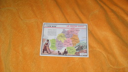 CHROMO OU IMAGE ANCIENNE DATE ?...EDITION SPECIALE DES PRODUITS DU LION NOIR..LE CENTRE OUEST.. - Trade Cards