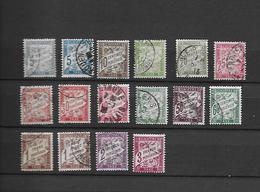 Timbres Taxe - 1893-1935 - 1859-1955 Oblitérés