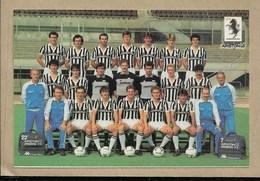 Juventus 1985-86 - Non Viaggiata - Soccer