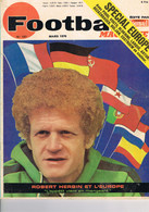 REVUE SPORTIVE - FOOTBALL MAGAZINE - MARS 1976 - N° 197 - Sport