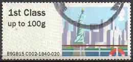 GREAT BRITAIN 2015 Post & Go: Sea Travel. New York City - Post & Go (distribuidores)