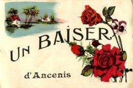 44  ANCENIS  ....   Un Baiser D'ancenis - Ancenis