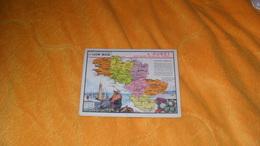 CHROMO OU IMAGE ANCIENNE DATE ?...EDITION SPECIALE DES PRODUITS DU LION NOIR..L'OUEST BRETAGNE ANJOU ET VENDEE - Trade Cards