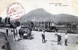 63  TRAIN DU PUY DE DOME - Frankrijk