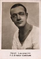 Etoile - Carouge Football-Club : Henry Lavanchy - Soccer