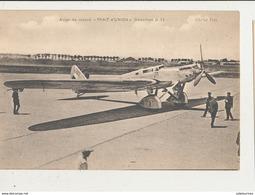AVION DE RECORD TRAIT D UNION DEWOITINE D 33 CPA BON ETAT - 1919-1938: Entre Guerres