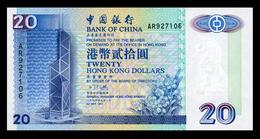 # # # Banknote Hongkong 20 Dollars 1994 UNC # # # - Hongkong