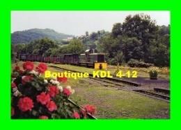 AL 356 - Train MV - Locotracteur CFD N° BB 401 En Gare - SAINT-BONNET AVALOUZE - Corrèze - POC - Trenes