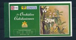 DI-190: Nelle CALEDONIE: Lot Avec Carnet C714** - Booklets