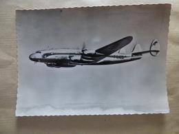 AIR FRANCE CONSTELLATION  EDITION PI N° 25 - 1946-....: Era Moderna