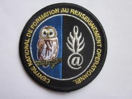 ECUSSON GENDARMERIE CENTRE DE FORMATION AU RENSEIGNEMENT - Policia