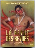 """DVD < JOSEPHINE  BAKER - STAR De CABARET  MUSIC HALL """" LA REVUE Des REVUES """" Aux FOLIES BERGERE - Erotica (...-1960)"""