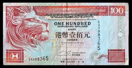 # # # Banknote Hongkong 100 Dollars 1994 # # # - Hongkong