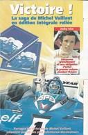 Dépliant Publicitaire GRATON Jean Michel Vaillant Intégrale Dupuis 1997 - Other