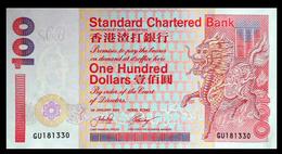 # # # Banknote Hongkong 100 Dollars 2001 UNC # # # - Hongkong