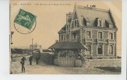 ROSCOFF - Villa Kerléna Et La Route De La Plage - Roscoff