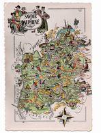 Savoie Et Dauphiné : Valence,Chambéry, Annecy, Thonon, Albertville, Embrun , Briançon , Montélimar, Grenoble, Nyons .. - Andere Gemeenten