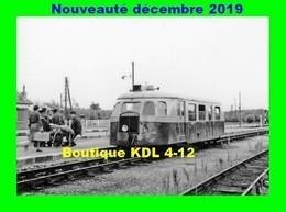 AL 616 - Autorail Billard A 80 D En Gare - BUZANCAIS - Indre - BA - Trains