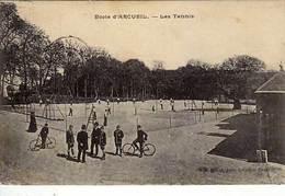 94 - Ecole D'ARCUEIL - Les Tennis - - Arcueil