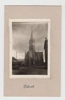 Sibret  Vaux-sur-Sûre       PHOTO De L'église Et Ses Environs - Vaux-sur-Sûre