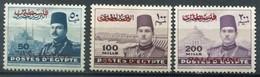 Palästina Palestine - Ägypten Besatzung Mi# 17-19 Postfrisch MNH - Palästina