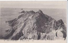 Carte 1910 POINTE DU RAZ / (algue Sèchée Au Dos) - La Pointe Du Raz
