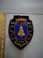 10803     ECUSSON TISSU SAINT GIRONS - Ecussons Tissu