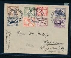 D.-Reich Olympia Beleg     (zu2314   ) Siehe Scan - Deutschland