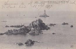 Carte 1910 POINTE DU RAZ /LE RAZ DU SEIN  (algue Sèchée Au Dos) - La Pointe Du Raz