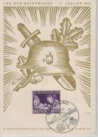 D.-Reich -T.d.Marke Blatt Stralsund   (ko129    ) Siehe Scan - Briefe U. Dokumente