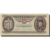 Billet, Hongrie, 50 Forint, 1986-11-04, KM:170g, TB+ - Hongrie