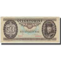 Billet, Hongrie, 50 Forint, 1986-11-04, KM:170g, TTB - Hongrie