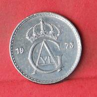 SWEDEN 50 ORE 1973 -    KM# 837 - (Nº33456) - Sweden